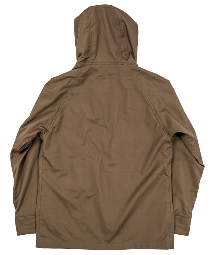 Mountain Parka Ventile Russet Workers