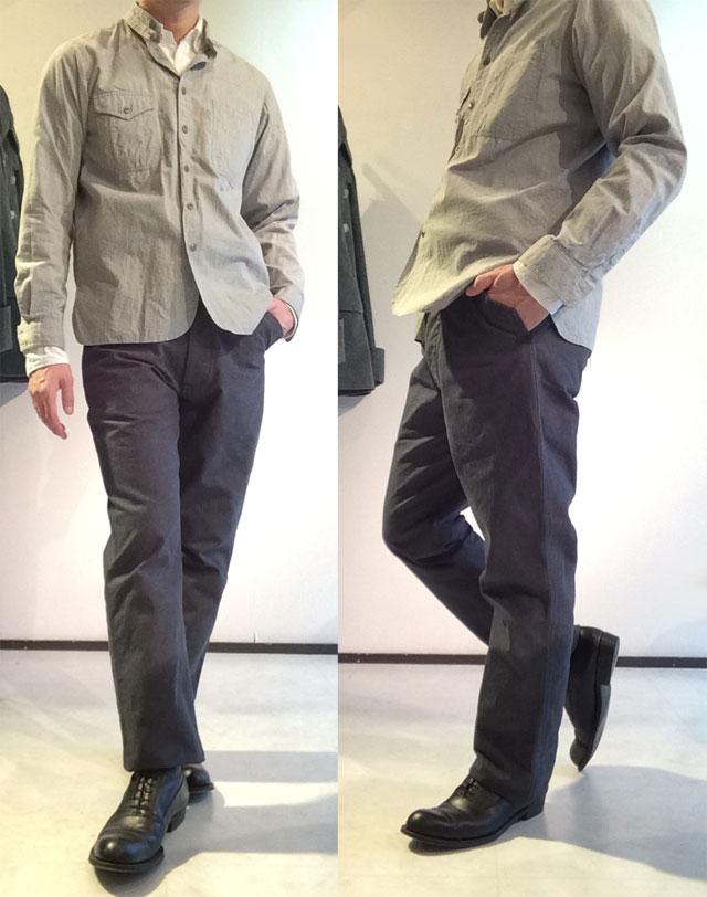 frenchwork trousers DjangoAtour