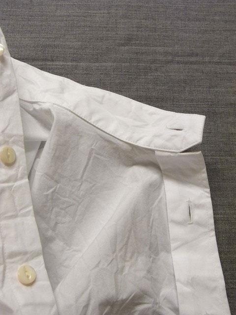 da standard shirt white DjangoAtour