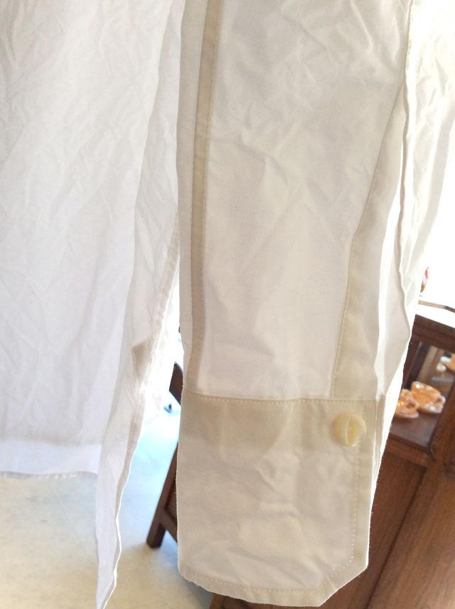DAスタンダードシャツ ホワイト