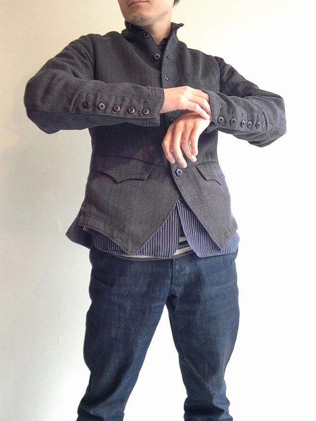 ワークエラジャケット