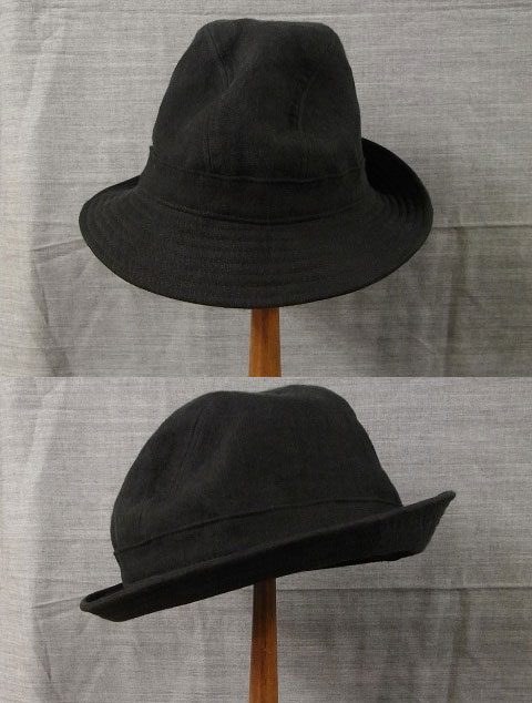 UKリネンハット uk linen hat DjangoAtour