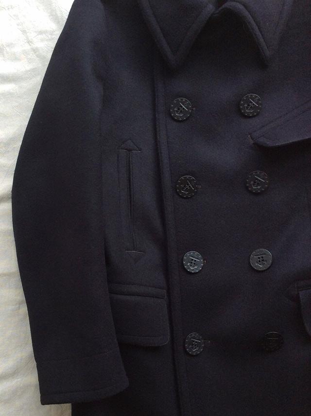 キャプテンサンシャインPeacoat Navy