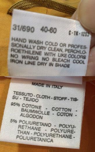 イタリア古着コート