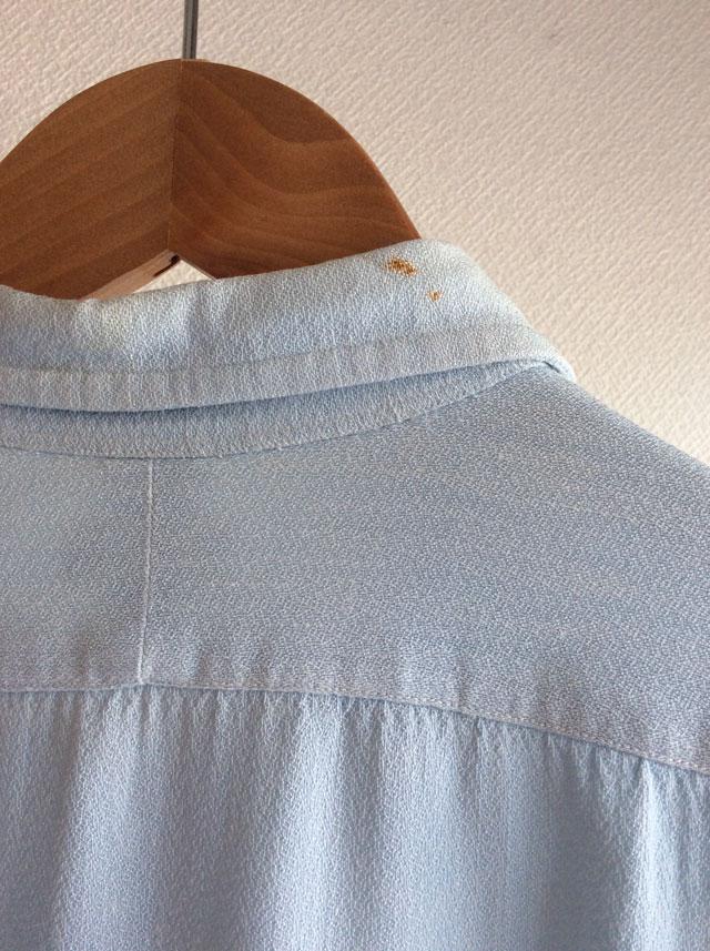 1930年代フランスのドレスシャツ