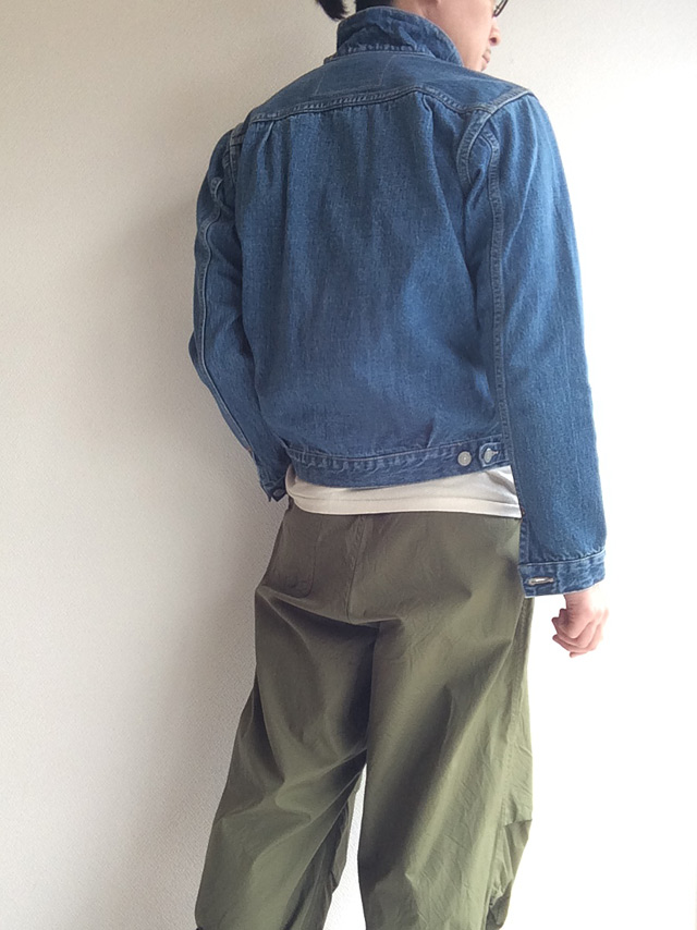 workers Denim Jacket