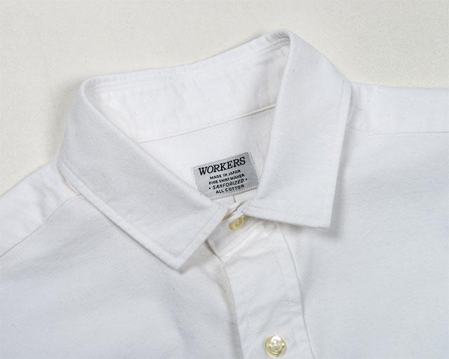 白シャツ Workers