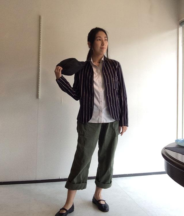 yarmoワークジャケット