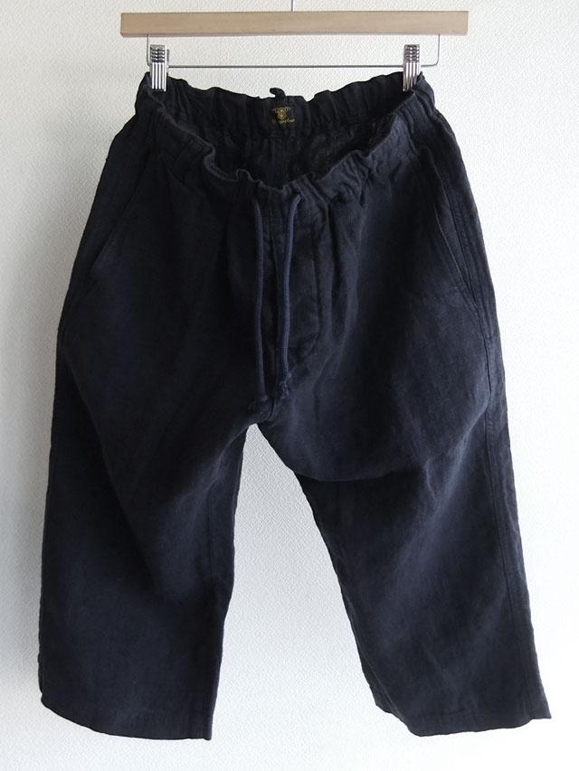 heavylinen easy shorts DjangoAtour