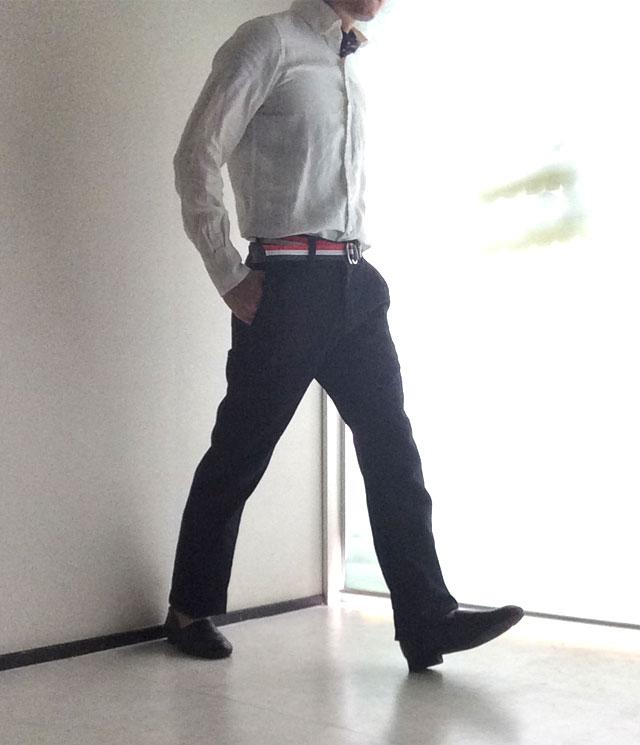 factory denim pants DjangoAtour