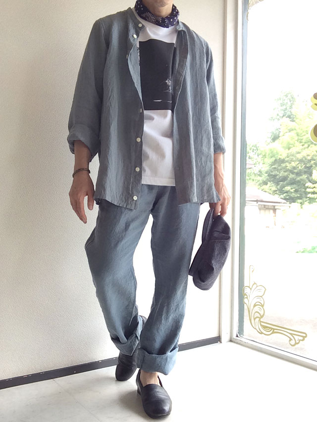 linen easy hsm pants DjangoAtour