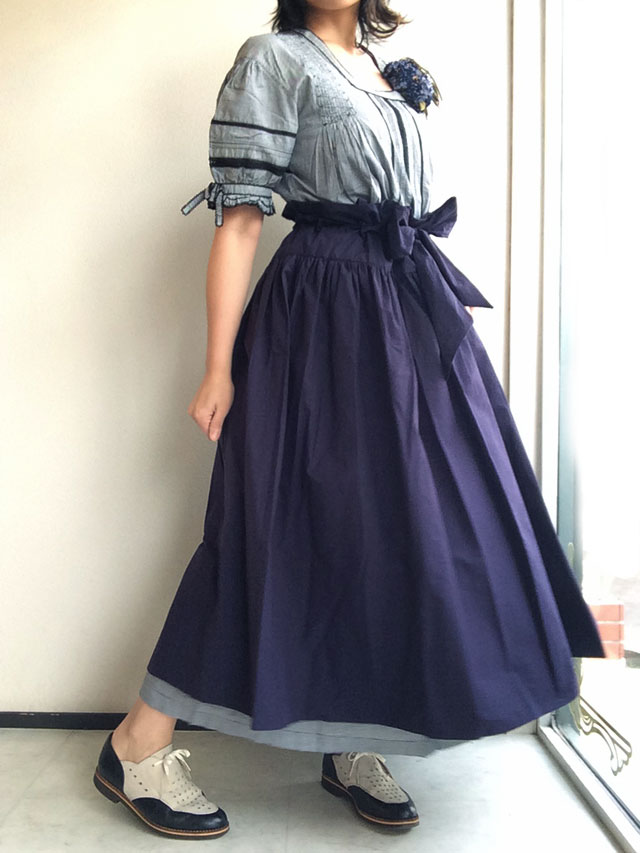 Honneteオネットロングスカート