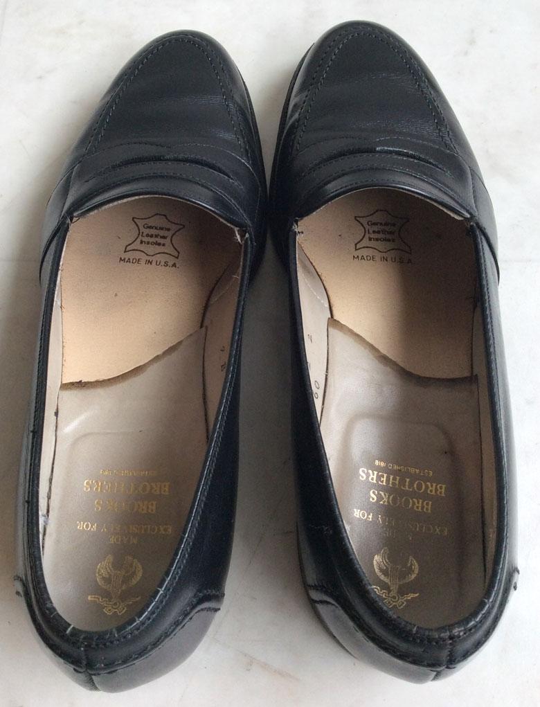 Aldenオールデンビンテージ靴