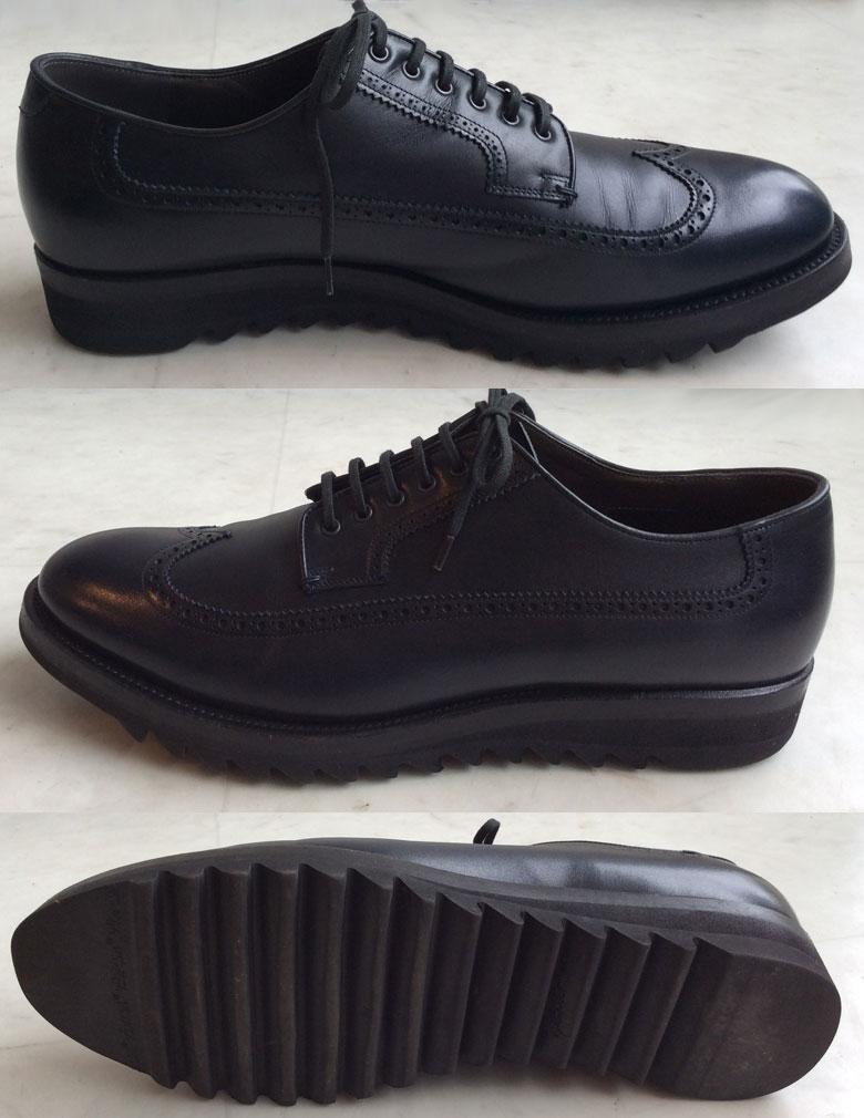 ジャコメッティビンテージ靴
