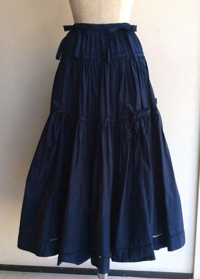 ピンクハウスのスカート