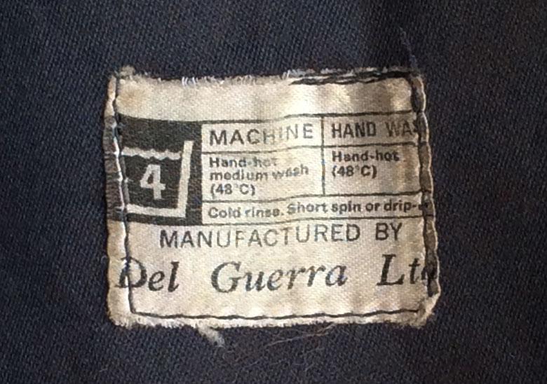 1960年代イタリア軍テーラードジャケット