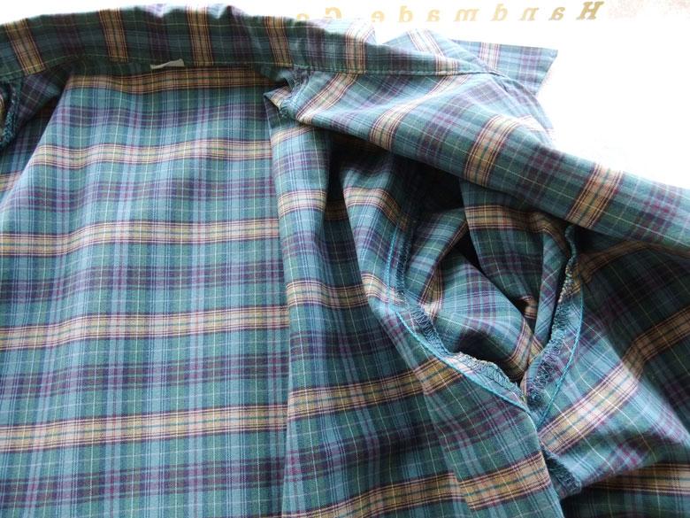 ミシュランのスタッフシャツ