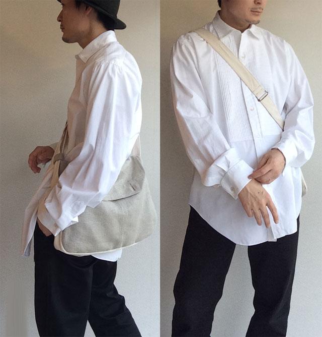 フランスヴィンテージシャツ