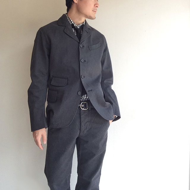 workersクレオールジャケット