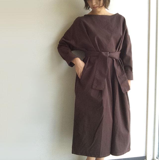 yarmoスモックドレス