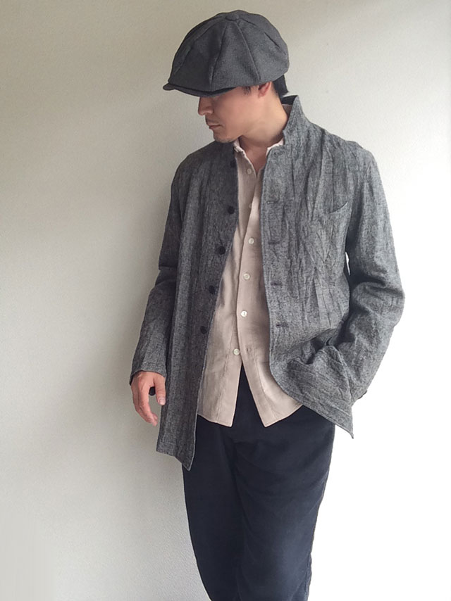 tirish-worker heavylinen tailor jkt djangoatour