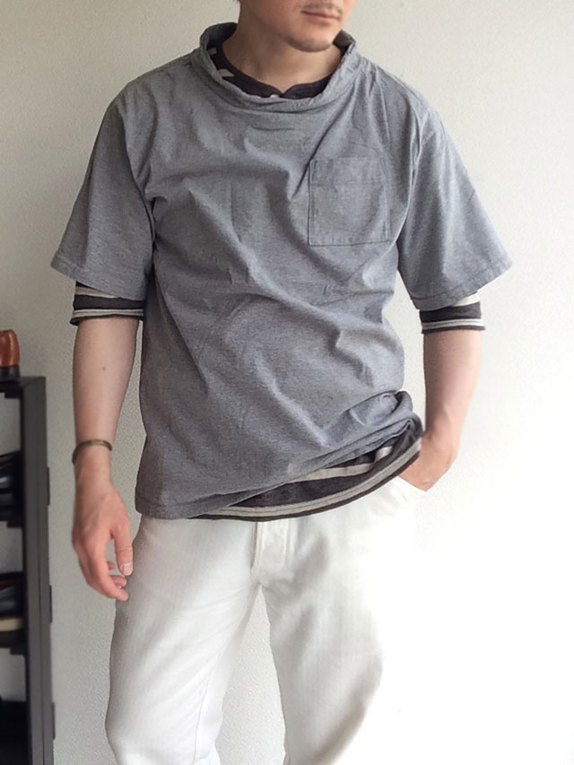 NAPRONのTシャツ