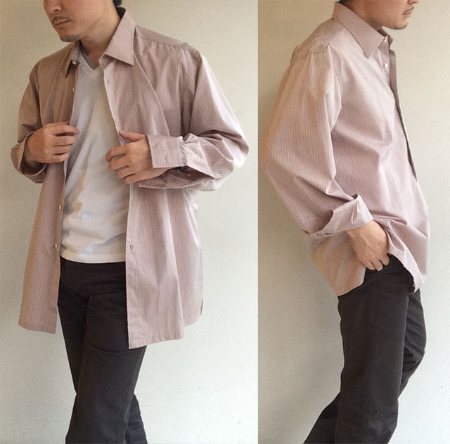 1990's Oversized Shirt