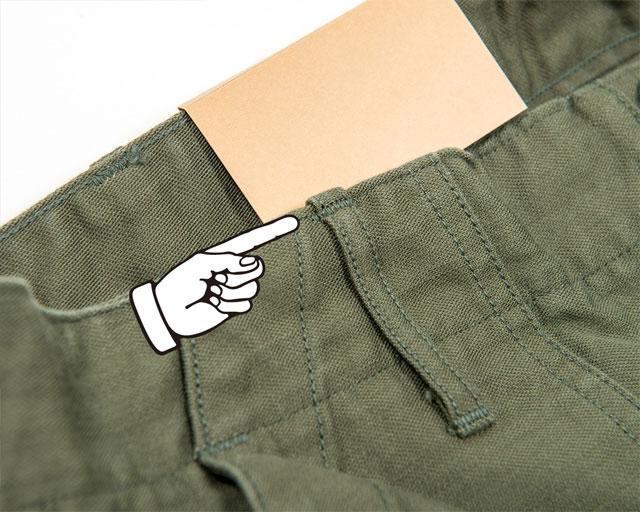 workers Baker Pants
