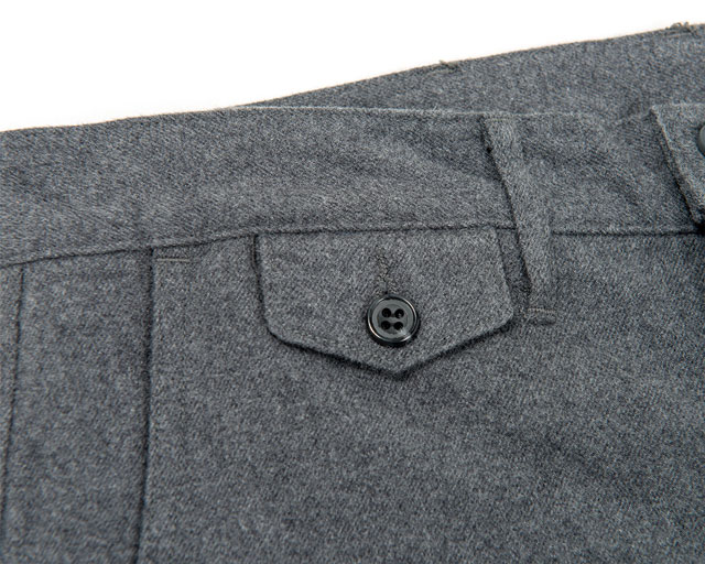 workers Maple Leaf Trousers