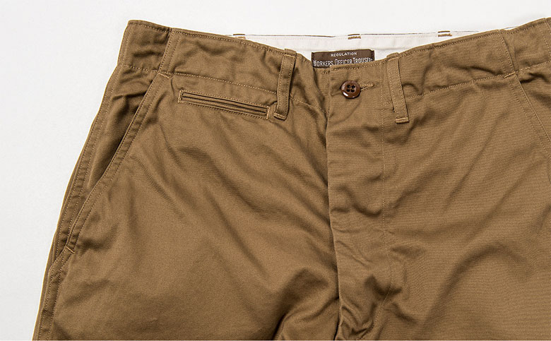 workers Officer Trousers