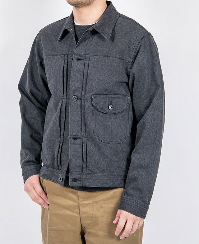 workers Cowboy Jacket 13 oz, Cotton Serget