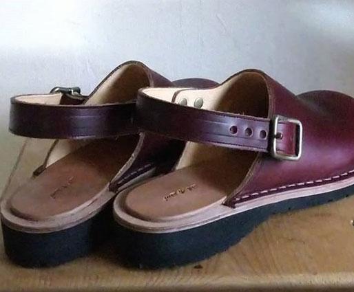 ヒラキヒミおでこ靴blues