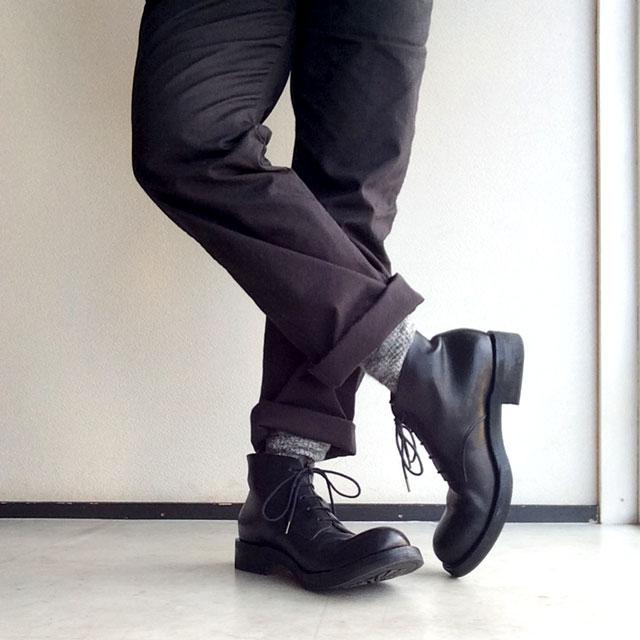 ヒラキヒミ 革靴