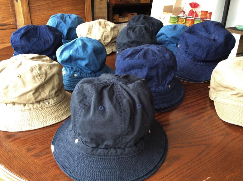 DECHO デコー 帽子ブランド