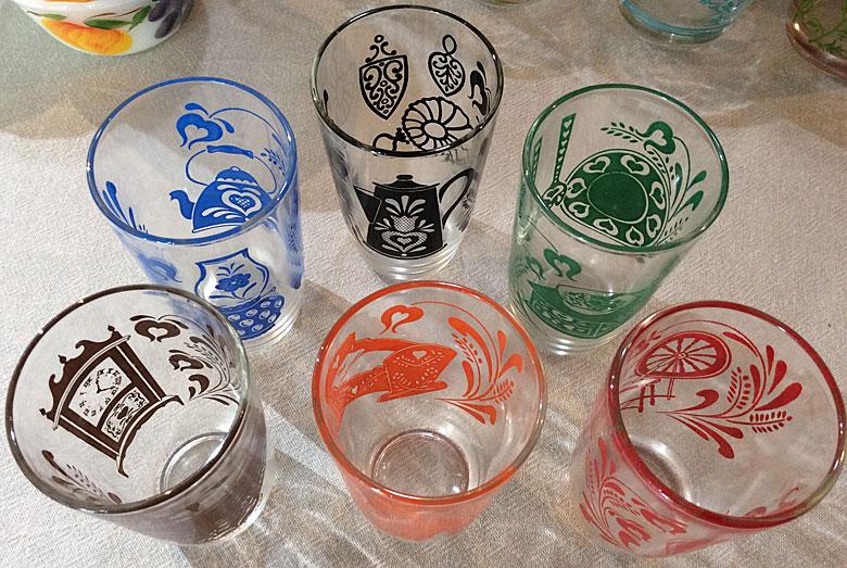 Swanky Swig Glass