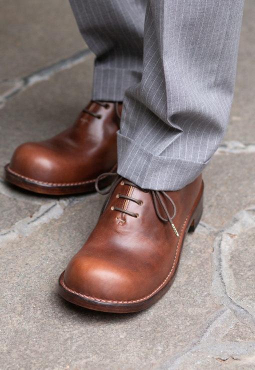 ヒラキヒミ。おでこ靴受注会