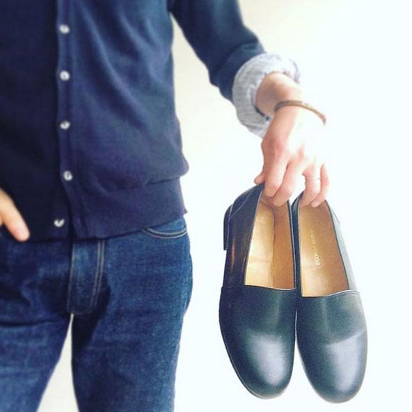 ジャンゴアトゥール slip on kipleather shoes