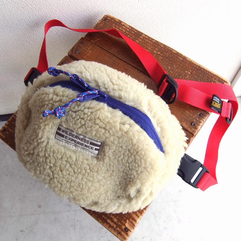 TEDDY WAIST BAG COMFY OUTDOOR GARMENT