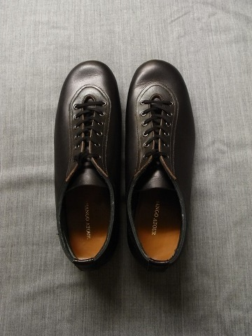 GERMAN LEATHER SHOES