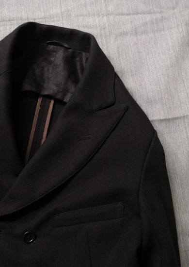 Anotherline Jacket Black DjangoAtour