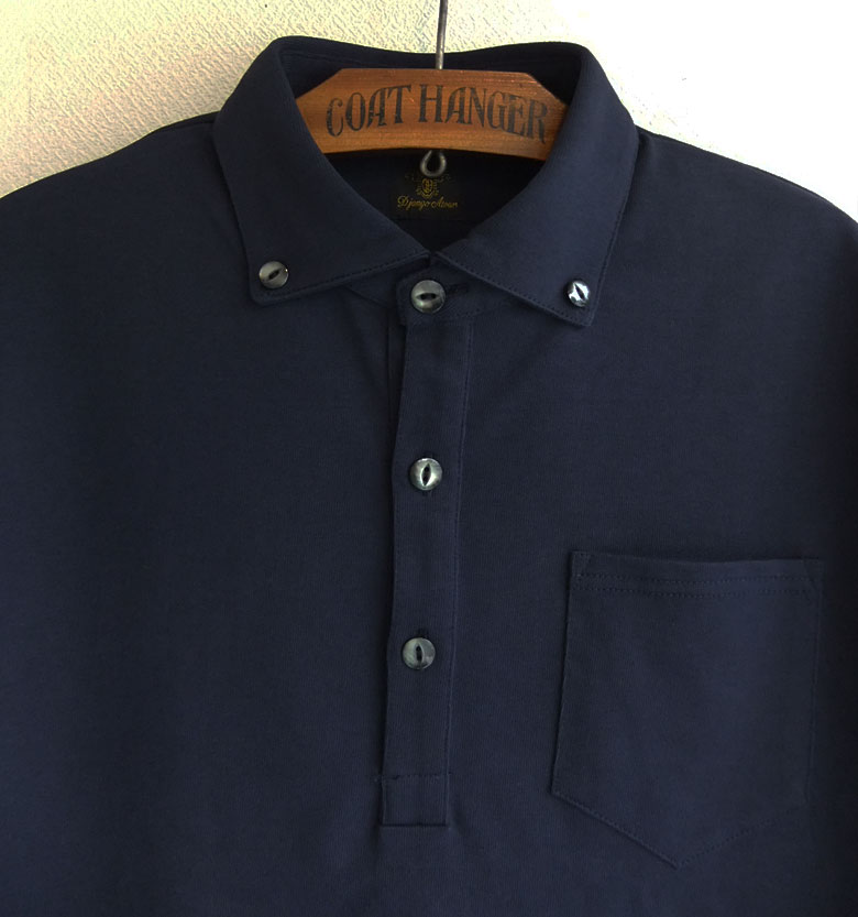 button-down polo 2015 navy DjangoAtour