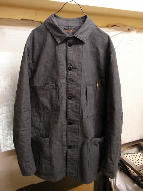 worques coverall/DjangoAtour ANOTHERLINE