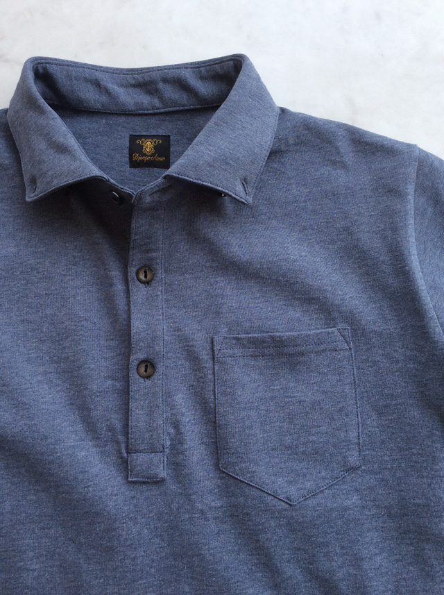 ボタンダウンポロbutton-down polo 2016 DjangoAtour