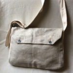 frenchwork heavylinen shoulderbag DjangoAtour