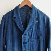 anotherline linen coat DjangoAtour ANOTHERLINE
