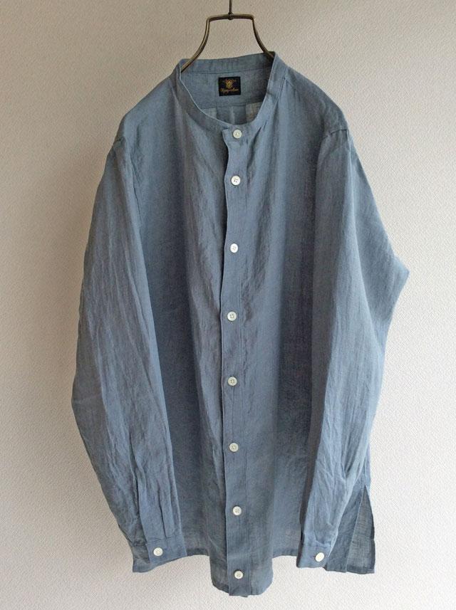 da belgium-linen shirtcardigan DjangoAtour