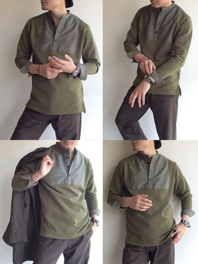 german henley sweat