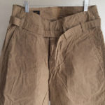 tanker work paraffin pants