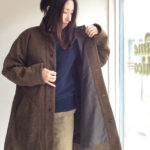 shetlandwooltweed coat DjangoAtour
