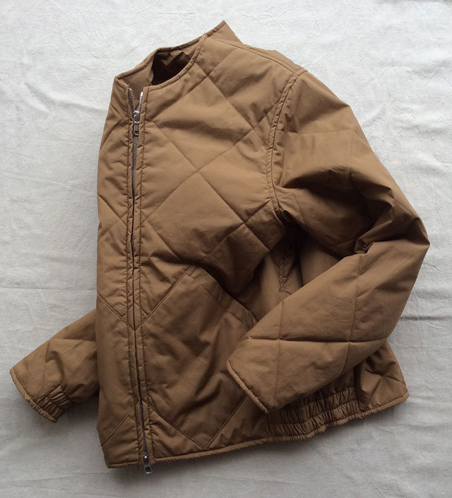 Padding Seattle Jacket beigue